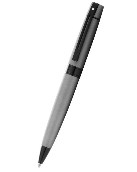 Sheaffer® 300 Matte Gray Lacquer Ballpoint Pen