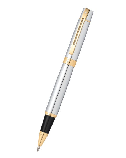 Sheaffer® 300 Chrome Rollerball Pen