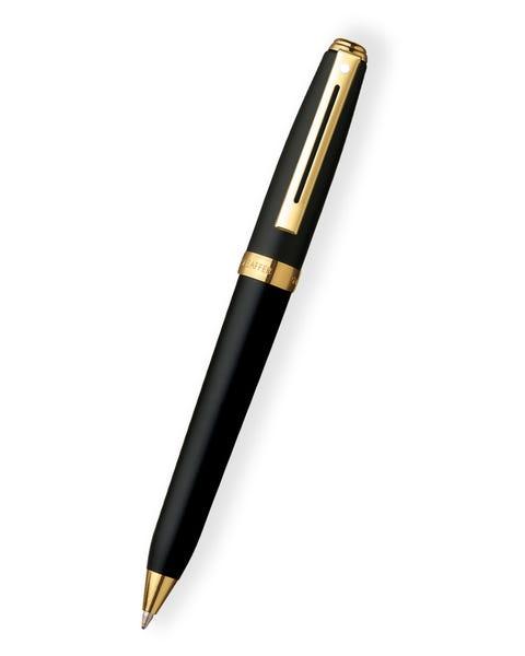 Sheaffer® Prelude® Black Matte Ballpoint Pen