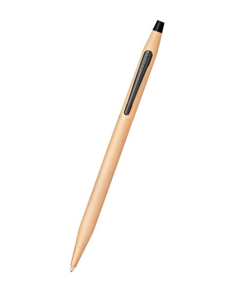 Classic Century Brushed Rose-Gold PVD Ballpoint Pen