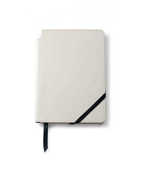 Cross Medium Classic White Journal