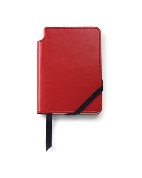 Cross Small Crimson Journal