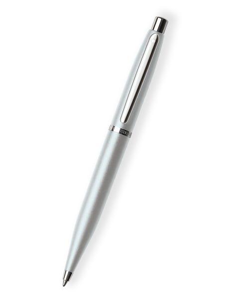 Sheaffer® VFM Strobe Silver Ballpoint Pen