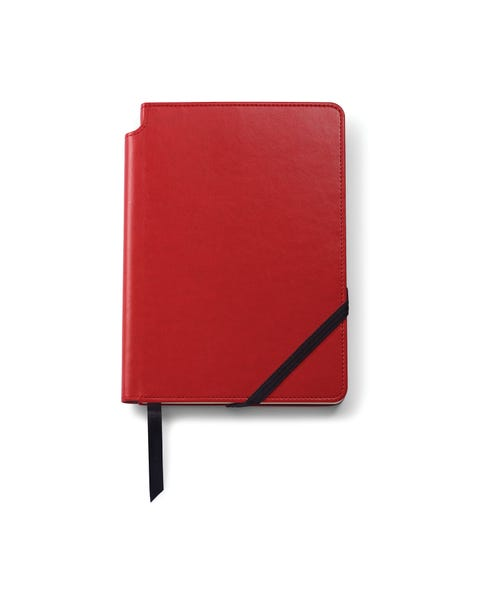 Cross Medium Crimson Journal