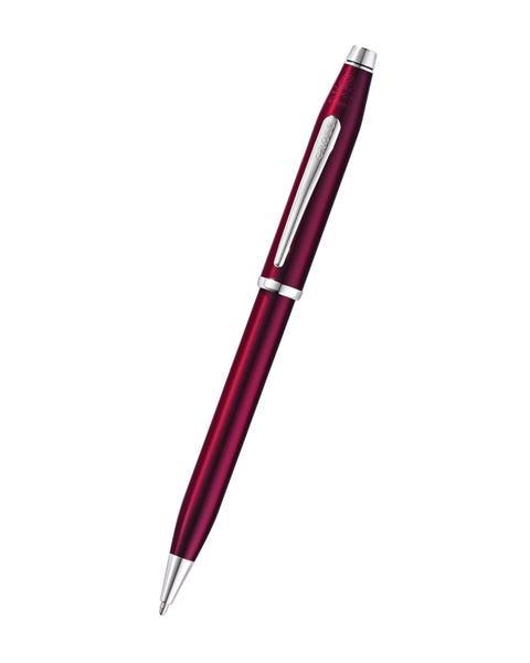 Century II Translucent Plum Lacquer Ballpoint Pen