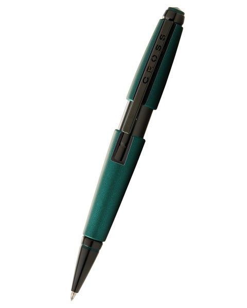 Edge Matte Green Lacquer Gel Rollerball Pen